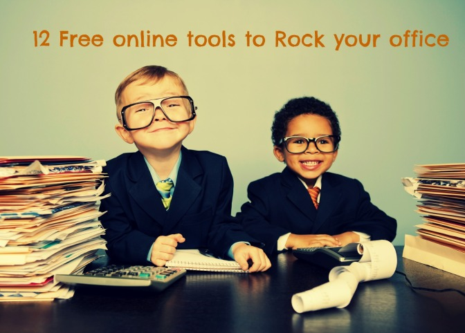 12 Free Online Tools To Rock Your Office
